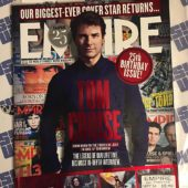 Empire Magazine UK May 2014, 25th Birthday Issue, Tom Cruise Cover