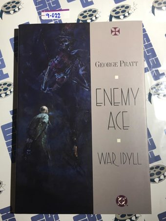 Enemy ace: War Idyll Hardcover Edition (1990) by George Pratt
