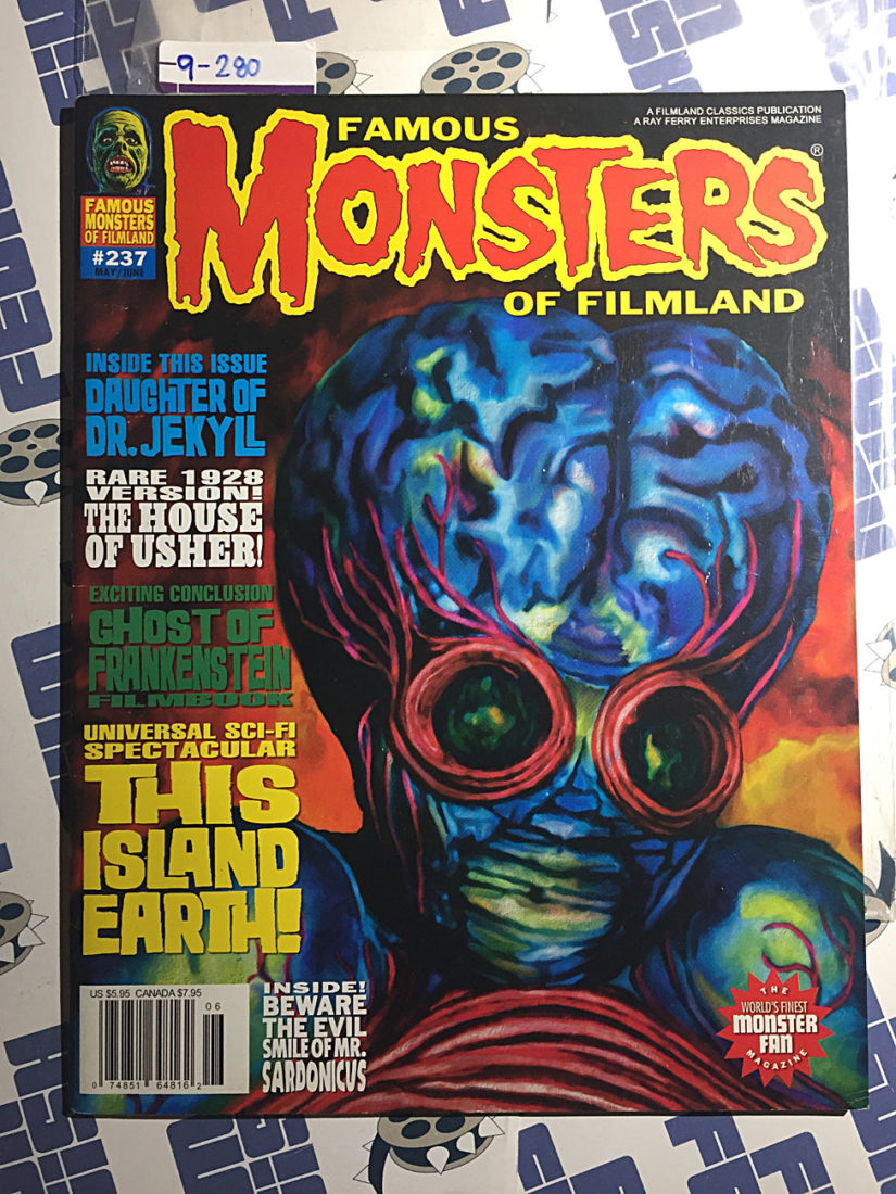 Famous Monsters of Filmland Magazine Number 237 (May/June 2004) [9280]
