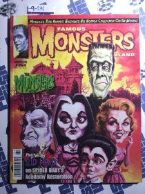 Famous Monsters of Filmland Magazine Number 264 (Nov/Dec 2012) [9281]