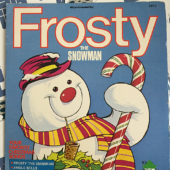 Frosty the Snowman: Four Favorite Christmas Songs 45RPM Peter Pan Records
