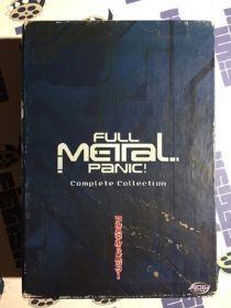 Full Metal Panic The Complete Collection 7-Disc Box Set (2005)