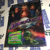 Galaxy Quest 10th Anniversary Deluxe Edition DVD (2009) with color shifting Lenticular Sleeve