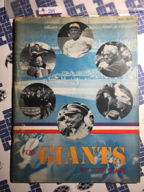 The Giants of New York (1947) New York Giants Player Roster and Program