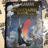 The Graveyard Book by Neil Gaiman (First Edition, July 2014)