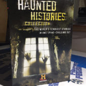 Haunted Histories Collection: The World's Scariest Stories in One Spine-Chilling 20-Disc DVD Set