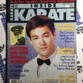 Inside Karate Magazine (February 1994) Bruce Lee, Elva Hsu, Martial Arts on TV [9225]
