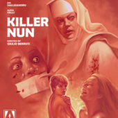 Killer Nun Special Edition Blu-ray (2019) Anita Ekberg