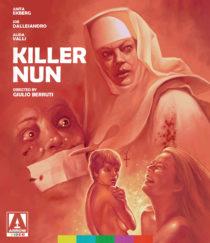 Killer Nun Special Edition Blu-ray (2019) Anita Ekberg