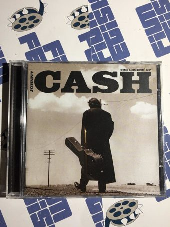 The Legend of Johnny Cash Album CD