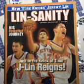 New York Knicks' Jeremy Lin: Lin-Sanity Special Collector's Edition (2012) [9008]