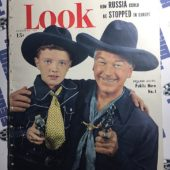 Look Magazine (August 29, 1950) Hopalong Cassidy [9282]