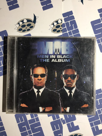Men in Black Soundtrack Album CD (1997)