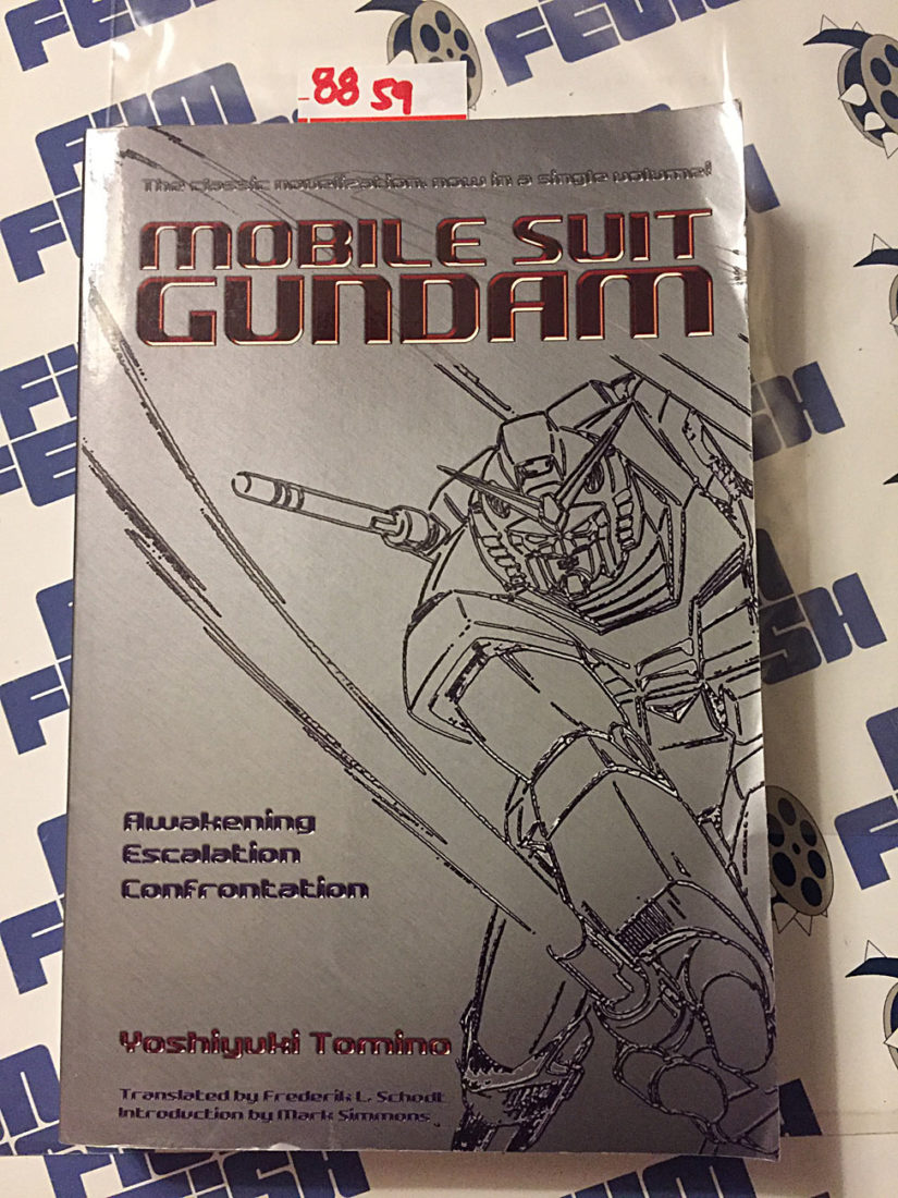 Mobile Suit Gundam: Awakening, Escalation, Confrontation by Yoshiyuki Tomino (2004)