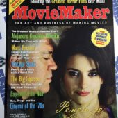 MovieMaker Magazine Issue No. 66, Volume 13 (Fall 2006) Pedro Almodóvar, Penélope Cruz 9110