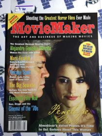 MovieMaker Magazine Issue No. 66, Volume 13 (Fall 2006) Pedro Almodóvar, Penélope Cruz 9110