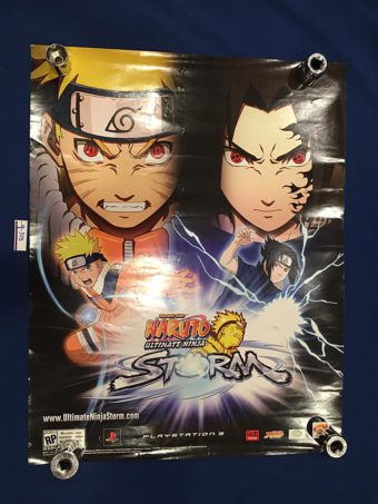 Naruto Ultimate Ninja Storm 19×24 inch Promotional Poster 9325