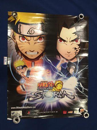 Naruto Ultimate Ninja Storm 19×24 inch Promotional Poster 9325