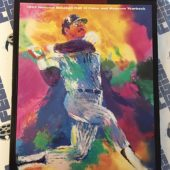 1993 National Baseball Hall of Fame and Museum Yearbook (LeRoy Neiman cover)