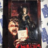 Night of the Demons Angela (Amelia Kinkade) 8 Inch Limited Edition Action Figure (2018)