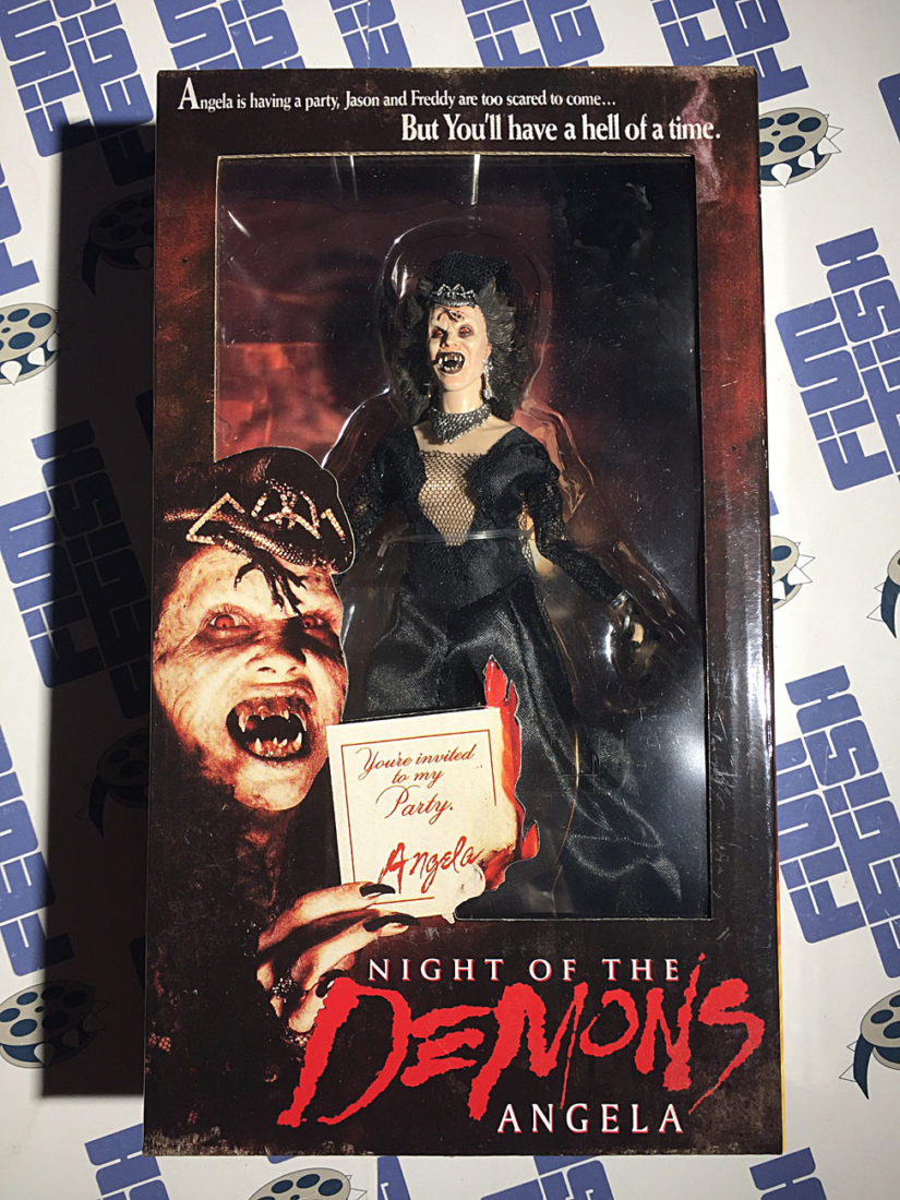 Amelia Kinkade Night Of The Demons night of the demons angela (amelia kinkade) 8 inch limited