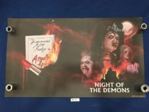 Night of the Demons 16 x 28 inch Lithograph Poster (1988) [9304]