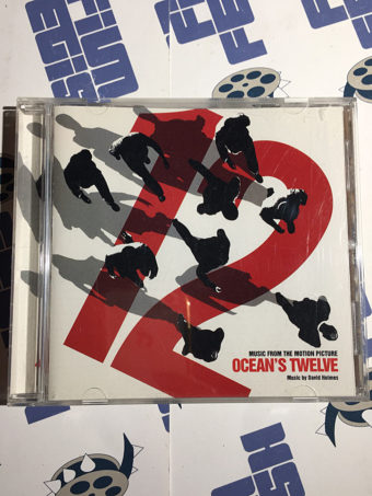 Ocean's 12 Music from the Motion Picture Soundtrack (2004)