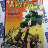 Our Army at War Sgt. Rock's Easy Co. (No. 117, April 1962) Joe Kubert [9049]