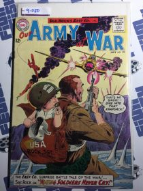 Our Army at War Sgt. Rock's Easy Co. (No. 132, July 1963) Joe Kubert [9050]