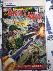 Our Army at War Sgt. Rock's Easy Co. (No. 141, April 1964) Joe Kubert [9054]