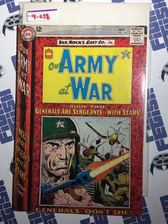 Our Army at War Sgt. Rock's Easy Co. (No. 148, Nov 1964) Joe Kubert [9058]