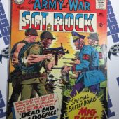 Our Army at War Sgt. Rock's Easy Co. (No. 161, Dec 1965) Joe Kubert [9059]
