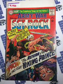 Our Army at War Sgt. Rock's Easy Co. (No. 162, Jan 1966) Joe Kubert [9060]