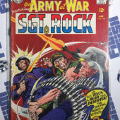 Our Army at War Sgt. Rock (No. 166, April 1966) Joe Kubert [9062]