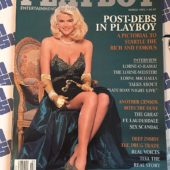 Playboy Magazine (March 1992) Lorne Michaels [86020]