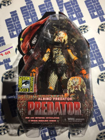 SDCC 2013 Exclusive NECA Predator Albino Predator 8 Inch Action Figure