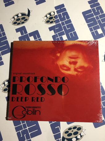 Claudio Simonetti's Goblin Profondo Rosso Deep Red Original Soundtrack (2015)