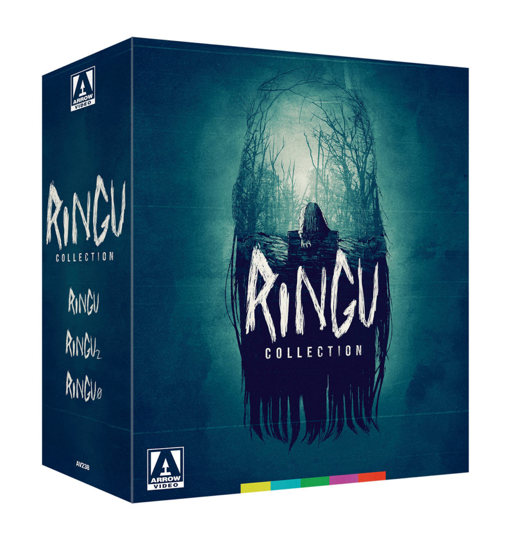 The Ringu Collection 3-Disc Special Limited Edition Collector's Set