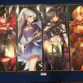RWBY 34 X 22 inch Anime Poster [9293]