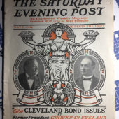 The Saturday Evening Post (May 7, 1904) J. J. Gould, Cleveland Bond Issues, President Grover Cleveland