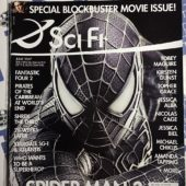Sci-Fi Magazine (June 2007) Spider-Man 3
