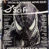 Sci-Fi Magazine (June 2007) Spider-Man 3