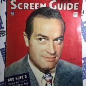Screen Guide Magazine (January 1944) Bob Hope [9285]