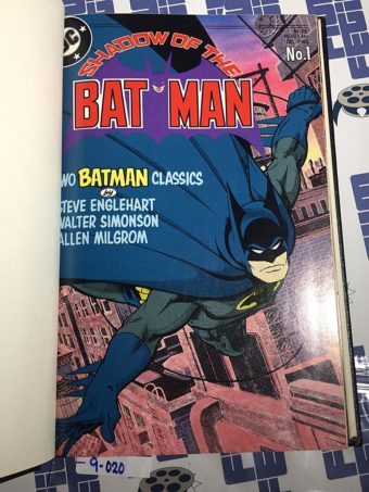Shadow of the Batman Classic Tales Dick Giordano, Walter Simonson [9020]