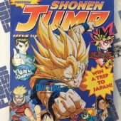 Shonen Jump Issue Number 0 Manga Preview Comic Book