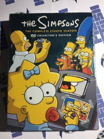 The Simpsons: The Complete Eighth Season Collector's Edition DVD Set (2006)
