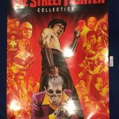The Street Fighter Collection 18 x 24 inch Promotional Poster