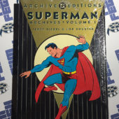 DC Archive Editions: Superman Archives Volume 1 Hardcover Edition (1997)