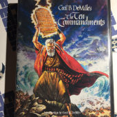 Cecil B. DeMille's The Ten Commandments DVD (1999) Charlton Heston