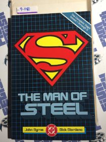 The Man of Steel Trade Paperback Edition (1986)